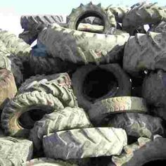 You Need Recycle Tires ?