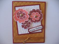 A Custom Card for all Occasions. via Etsy.
