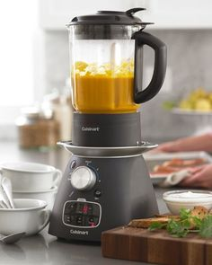 Ohhhhhh I want this! Cuisinart Soup Maker and Blender