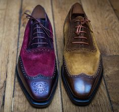 Me and my Corthay shoes | Parisian Gentleman