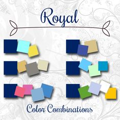 what colours compliment navy Royal Blue Converse, Royal Blue Outfits, Royal Colors, Royal Blue Color, Colours, Blue Color Combinations, Blue Color Schemes, Color Of The Week, Blue Colour Palette