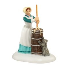 Department 56 Dickens Village Churning Temptation Accessory
