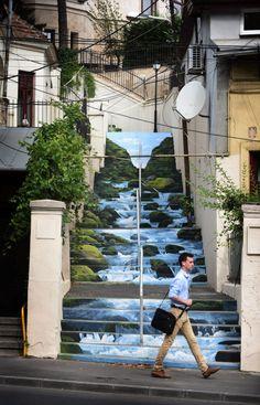 Xenofon Street, Bucharest, Romania, www.romaniasfriends.com