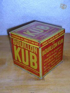 Boite publicitaire Kub Collection Bas-Rhin - leboncoin.fr