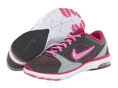 Nike Air Max Fit Dark Base Grey/Base Grey/Bright Magenta/Red Violet - Zappos.com Free Shipping BOTH Ways
