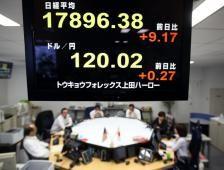 Bolsas de Asia inician semana con ganancias - El Financiero