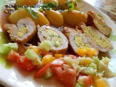 Potato Salad, Sushi, Potatoes, Menu, Ethnic Recipes, Food, Menu Board Design, Potato, Essen