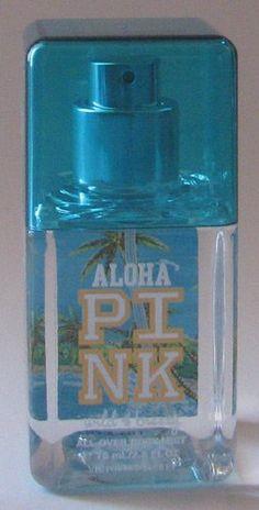 Victoria's Secret Aloha Pink Wild and Breezy Body Mist 75ml/ 2.5 Fl Oz by Victoria's Secret. $7.99. Victoria's Secret Aloha Pink Wild and Breezy Body Mist 75ml/ 2.5 Fl Oz. Victoria's Secret Aloha Pink Wild and Breezy Body Mist 75ml/ 2.5 Fl Oz