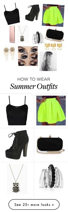 """""""Untitled #221"""" by bruhhitsnatalie on Polyvore featuring moda, WearAll, Breckelle's, Avenue y Bebe"""