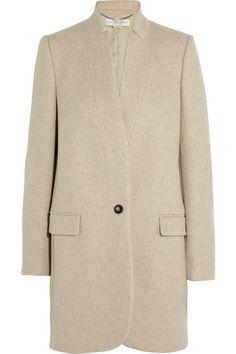 Stella McCartney coat.