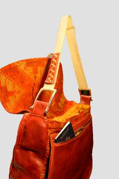 9249aa1e40b6 Awesome Handmade Ox Blood red steampunk Leather bag