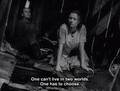 """Through a Glass Darkly"" (1961) Ingmar Bergman"