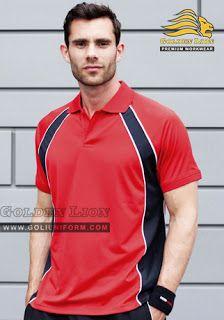 May áo thun cao cấp Sư Tử Vàng: Các loại vải phù hợp may áo thun thể thao