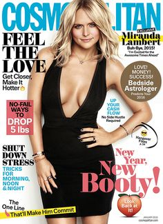 Miranda Lambert Discusses Blake Shelton Marriage: I'm Still Trying to Figure Out What Happened Miranda Lambert poses in a little black dress on the cover of Cosmopolitan magazine's January 2016 issue. Here's what the country singer had to… Cosmopolitan Magazine, Instyle Magazine, Country Music Artists, Country Singers, Blake Shelton Marriage, Nashville, My Horse, New Tricks, Big Picture
