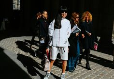 (via FAMOUS PEOPLE AT DIOR. | Street Peeper | Global Street Fashion and Street Style)