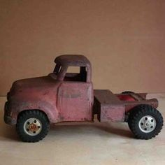 Metal Toy Truck now featured on Fab.