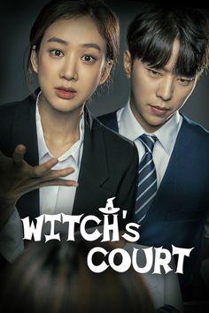Witch's Court HERMOOOSO me encantó , es de fiscales la termine en emisión me atrapó por como es la protagonista .Además hacen buena pareja los protass