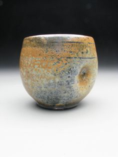 Soda Fired Yunomi (tea bowl)