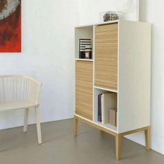 Contenitore Tapparelle Cabinet L - design Gallina - Colè
