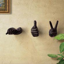 Современный старое хромированная отделка вешалка миниатюрная модель старинные ржавый смолаы стены крюк для сумки лучшее украшение двери крюк подарок(China (Mainland))