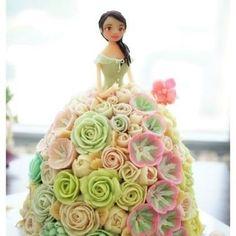 All made Soybean cream. soybean paste craft  Done by student work. Barbie doll cake.  Soy bean  cream flower ricecake~♡ 韩式豆沙裱花  #cake #modelling #flowercake #barbie  #flowercake #flower #design #dessert#food#ricecake #class #inquiry #CAKE&DECO  # 韩式豆沙裱花  #앙금플라워떡케이크  #앙금플라워 #앙금플라워떡케익  #플라워케이크 #韩式裱花 #앙금모델링 #떡케이크 #케이크  #떡 #디저트#花#koreanflowercake #韓国式 #포토그램 #플라워 #플라워케이크 #裱花 #豆#앙금플라워  #케익앤데코  KakaoTalk, WeChat ID : cakendeco Line ID : cakendeco  http://www.cakendeco.co.kr