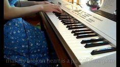 Thy Will - Hillary Scott piano cover (Instrumental) -Karen Will Music