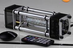 DOPRAVA ZADARMO IV-18 Žiarivka elektrónku hodiny Energy Pillar