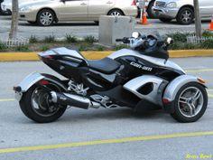 Boss Hoss Advantage Wheelchair Accessible Trike Bike