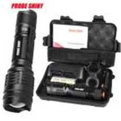 Super X800 Shadowhawk 6000lm Tactical Flashlight L2 LED Military Torch Gift Kit 170515(China (Mainland))