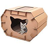 Click to see price - PETGADS Cat Scratching House -- For more information, visit image link. (This is an affiliate link) #CatScratchingPads