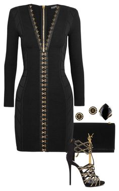 Designer Clothes, Shoes & Bags for Women Office Fashion, Daily Fashion, Classy Outfits, Stylish Outfits, Mode Outfits, Fashion Outfits, Mode Collage, Black Women Fashion, Womens Fashion