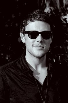 Cory Monteith RIP: Glee will not ever be the same. Ray Ban Sunglasses Outlet, Ray Ban Outlet, Wayfarer Sunglasses, Oakley Sunglasses, Round Sunglasses, Mens Sunglasses, Cory Monteith, Cheap Ray Bans, Hollywood