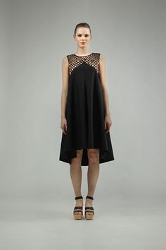 Taylor 'Incision' Collection, Summer 13/14   www.taylorboutique.co.nz Taylor - Intervene Dress
