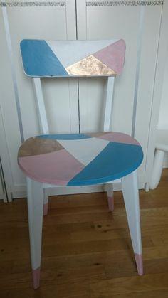 Relooker un meuble tiroirs - Customiser une chaise ...