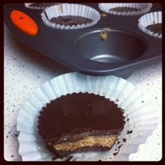 Almond Butter Cups – Sugar detox approved!
