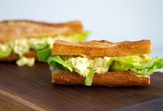 ... EGG SALAD on Pinterest | Egg salad, Egg salad sandwiches and Egg salad