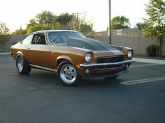 Chevy Vega Car | Is This One Bad Little Vega Or Still Trying to Grow Up?