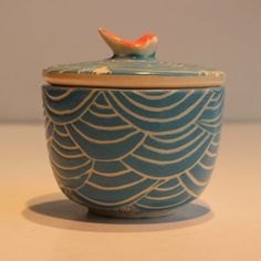 Check out our website page for a little more with regard to this magnificent clay pottery Thrown Pottery, Slab Pottery, Pottery Bowls, Ceramic Pottery, Ceramic Boxes, Ceramic Jars, Ceramic Clay, Pottery Painting Designs, Pottery Designs