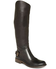 GUESS Women's Boots, Lurie Riding Boots - Boots - Shoes - Macy's