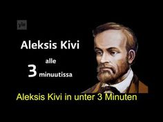 Miltä Aleksis Kivi näytti? - YouTube School, Youtube, Movie Posters, Fictional Characters, Finland, To Study, Film Poster, Popcorn Posters, Schools