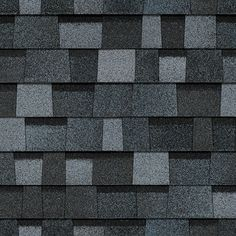 Roof shingles are a roof covering consisting of individual overlapping elements. Here are All About Roof Shingles: Etymology, Types And How to Install Hip Roof, Flat Roof, Roof Design, Exterior Design, Owens Corning Shingles, Epdm Roofing, Roof Coating, Mansard Roof, Architectural Shingles