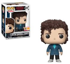 Details about stranger things dustin (snowball dance) sdcc 2018 funko pop! Stranger Things Dustin, Stranger Things Funko Pop, Stranger Things Quote, Stranger Things Season, Pop Vinyl Collection, Funko Pop Dolls, Funk Pop, Otaku, Pop Toys