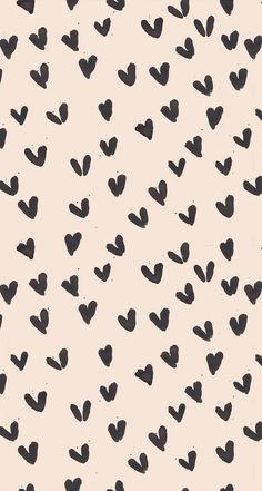 The cutest heart print, perfect for your phone!