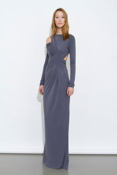 J. Mendel | Pre-Fall 2012 Collection | Vogue Runway