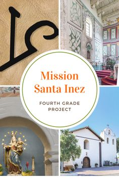 East of Solvang and north of Santa Barbara, Santa Inez is a fun day trip for your model project. History Projects, School Projects, School Ideas, Art Projects, California Missions, California Travel, Travel Expert, Fourth Grade, Santa Barbara