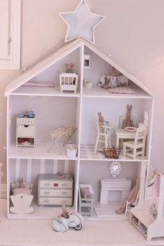 doll furniture by Maileg - Denmark
