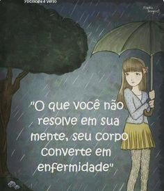Bom dia Think about it! The Words, Cool Words, Best Quotes, Life Quotes, Sentences, Psychology, Love You, Inspirational Quotes, Wisdom