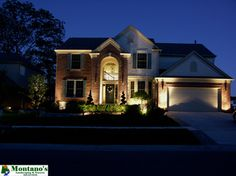 Use Landscape Lighting To Create A Warm And Welcoming Atmosphere!