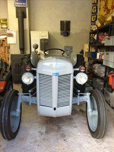 Massey Ferguson 1955 Restoration