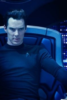 Star Trek: Into Darkness I was rooting for Khan the whole movie :P